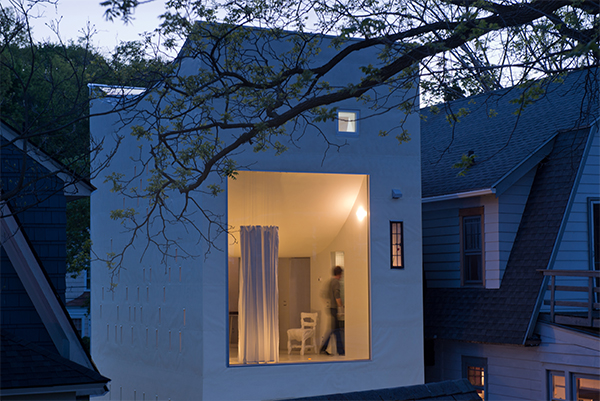 Jonathan Lott Architecture Projects