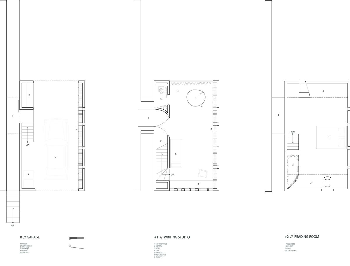 Jon Lott Haffenden House Plans
