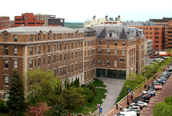 Jon Lott Huntington Hall